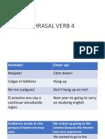 Pgrasal Verb 4