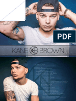Digital Booklet - Kane Brown