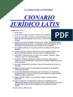 Diccionario Latin - P
