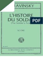 Stravinsky - L'Histoire Du Soldat