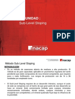 Metodo Sub Level Stoping Revisado