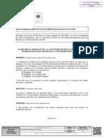 Bases Reguladoras Concesion Becas Movilidad Internacion