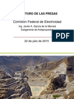 El Futuro de Las Presas, Hidroelectricas 220715
