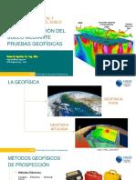 Caracterización - Geofisica