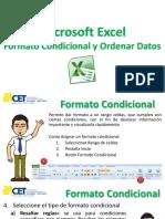 2- Formato Condicional y Ordenar Datos