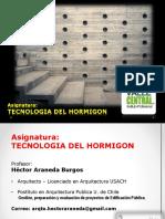 Tecnologia Del Hormigon