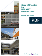 Code of Practice for Railway Protection (LTA)