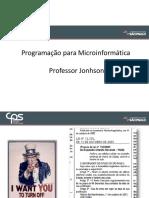 ProgMic- Prof. Jonhson - TheMathGame_Fonte