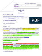 Hydro Resources Contractors Corp v Pagalilauan G.R. No. L-62909