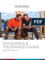 Standards and Tolerances Guide