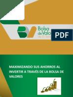 Presentación Bolsa de Valores rendimientos.pdf