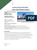 Matsen Ford Design Associates - 1st Place Municipal