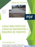 Inspeccion de Obras de Concreto