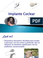 6. Implante Coclear