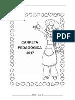 Carpeta Pedagógica - 5 Años