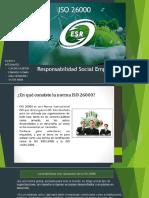 ISO 26000 Mejor