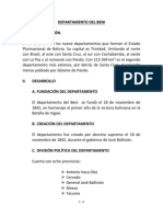 Departamento Del Beni