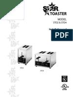 85. Toaster ST04