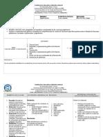 Plan de Clase Función Lineal y Función Afín