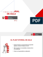 6. Plan Tutorial Aula