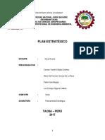 Plan Estrategico Grupo ADRIKAP