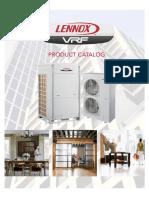 New Lennox VRF Sales Catalog