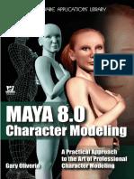Wordware Maya 8 Character Modeling.pdf