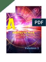 Proyecto Alfa Volumen 1 (Mario Raul Triviño)