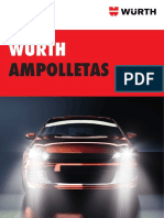 AMPOLLETAS WURTH