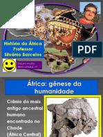 História Da África Prof. Silvânio Barcelos
