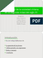 1La Juventud de La Sociedad Chilena