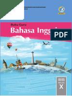 Buku Guru Bahasa Inggris SMA-MA-SMK-MAK Kelas X (Proses)