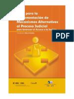 GuiaparalaimplementaciondeMecanismosalternativosalprocesojudicial