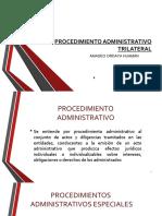 Sesión 10 Procedimiento Administrativo Trilateral