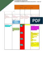 Cronograma III Corte Evaluativo- Crban- 2017- II s - Secundaria -10 Mo b