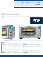 Oster - Forno Elétrico Gourmet Collection - Modelo TSSTTVDFL1 (1)