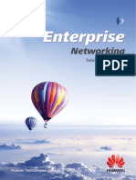 Enterprise Networking Solutions and Cases