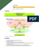 OSPF Multi-Area Network