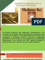 FUNDAMENTOS BIBLICOS DE LA TEOLOGIA PASTORAL 2do Tema.pptx