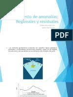 Aislamiento de AnomalíasEQ-1