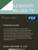 TrobleShooting Led Tv