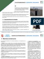 Ficha Compuerta Deslizante