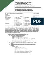 4.1.1.2 Instrumen Analisis Kebutuhan Masy Atau Ssrn Program