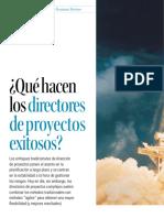 Hdbr 247-44-57 Que Hacen Los Directores de Pro