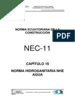 Cap 16 Instalaciones Hidrosanitarias Subrayado