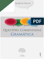 _livro Questões Comentadas Gramática CESPE Vol.1 Marcos Pacco Ed 2011.pdf-1
