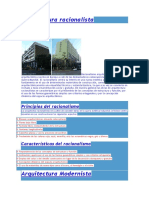 Arquitectura racionalista
