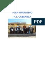 Plan Operativo Cabanillas