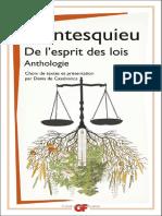 Montesquieu - De l'esprit des lois.pdf