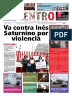Va contra Inés Saturnino por violencia #CentroPuebla